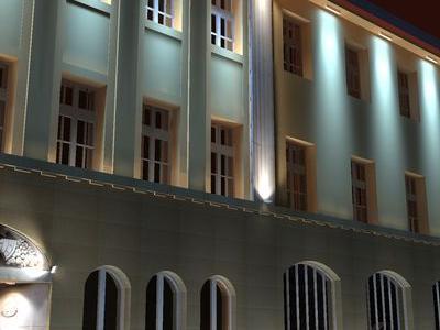 Instalacja elektryczna budynku 12