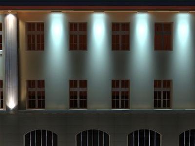 Instalacja elektryczna budynku 13
