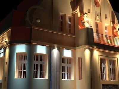 Instalacja elektryczna budynku 15