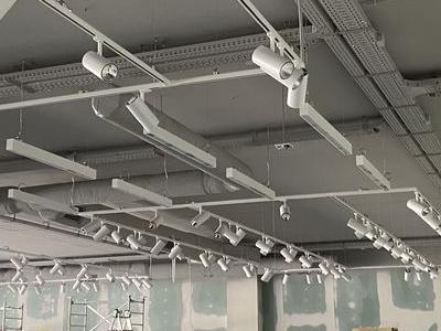 Instalacja elektryczna budynku 24