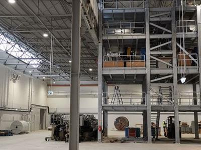 Instalacja elektryczna budynku 31