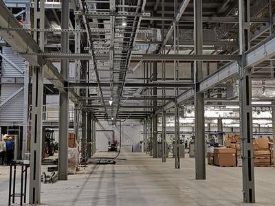 Instalacja elektryczna budynku 32