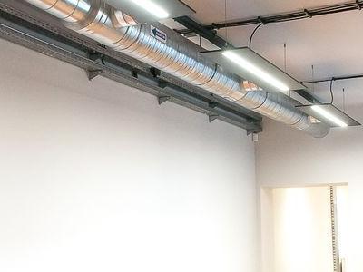 Instalacja elektryczna budynku 34