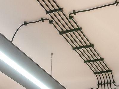 Instalacja elektryczna budynku 39