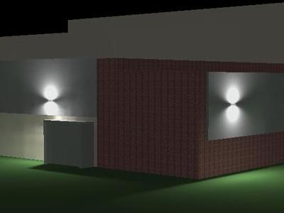 Instalacja elektryczna budynku 42
